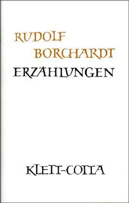 Gesammelte Werke in Einzelbänden / Erzählungen