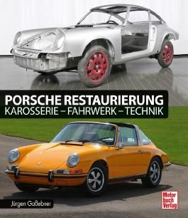 Porsche Restaurierung