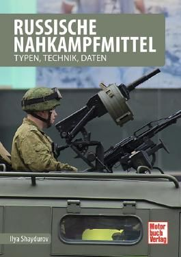 Russische Nahkampfmittel