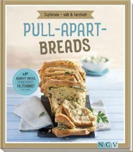 Pull-apart-Breads - Zupfbrote süß & herzhaft
