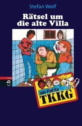 TKKG - Das Rätsel um die alte Villa: Band 7
