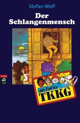 TKKG - Der Schlangenmensch: Band 14