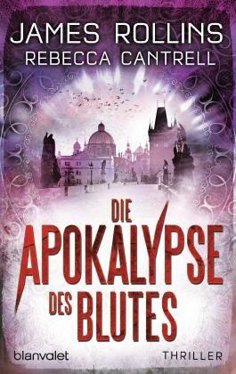 Die Apokalypse des Blutes: Thriller (Erin Granger 3)