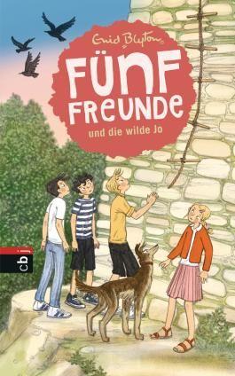 Fünf Freunde und die wilde Jo (Einzelbände 19)