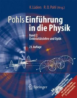 Pohls Einfuhrung in Die Physik