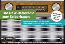 Das UKW-Retro-Radio zum Selberbauen