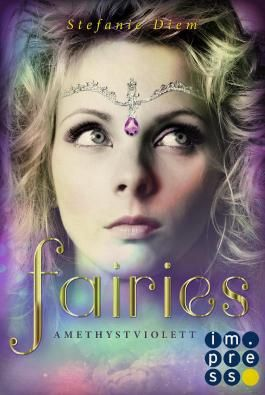 Fairies - Amethystviolett