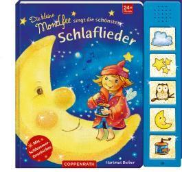 Die kleine Mondfee singt die schönsten Schlaflieder