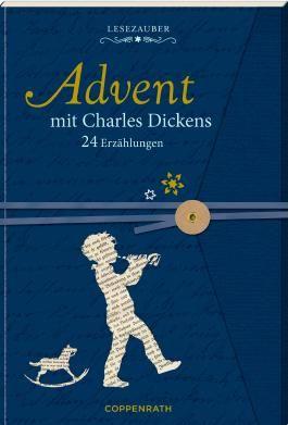 Briefbuch Advent mit Charles Dickens