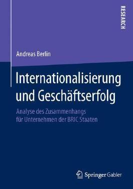 Internationalisierung und Geschäftserfolg