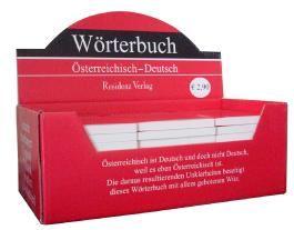 Wörterbuch Österreichisch-Deutsch