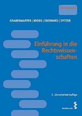 Einführung in die Rechtswissenschaften (f. Österreich)