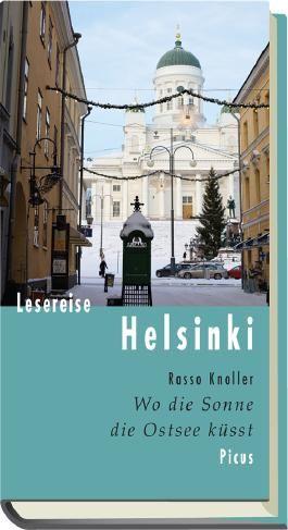 Lesereise Helsinki.