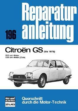 Citroen GS bis 1976