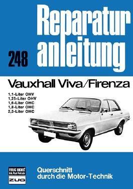 Vauxhall Viva/Firenza