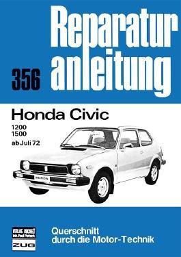 Honda Civic 1200 / 1500