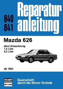 Mazda 626 ab 1982