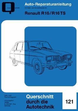 Renault R16 / R16TS