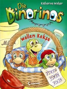 Die Dinorinos wollen Kekse