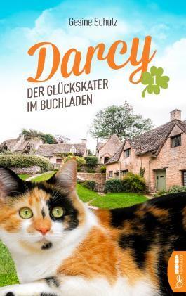 Darcy - Der Glückskater im Buchladen