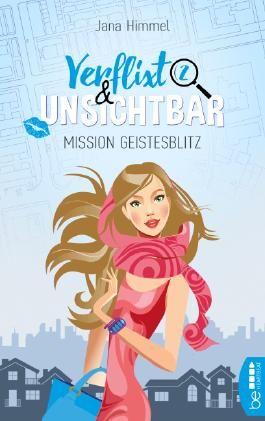 Verflixt und unsichtbar - Mission Geistesblitz