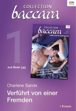 Collection Baccara Band 345 - Titel 1: Verführt von einer Fremden