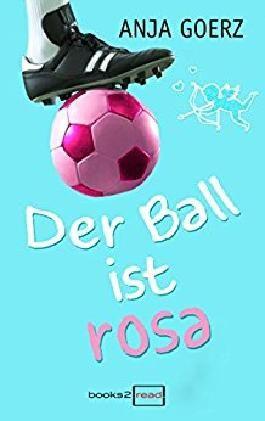 Der Ball ist rosa