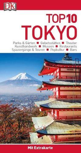 Top 10 Reiseführer Tokyo