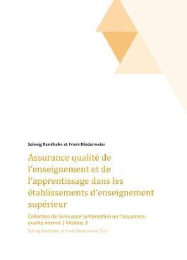 Assurance qualité de l'enseignement et de l'apprentissage dans les établissements d'enseignement