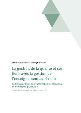 La gestion de la qualité et ses liens avec la gestion de l'enseignement supérieur