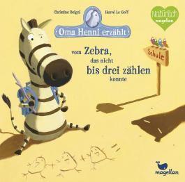 Oma Henni erzählt vom Zebra, das nicht bis drei zählen konnte