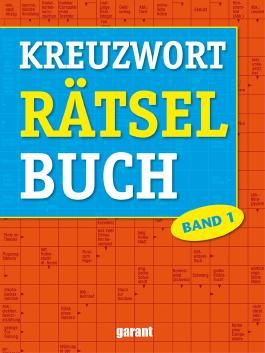 Kreuzworträtselbuch Band 1
