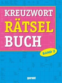 Kreuzworträtselbuch Band 2