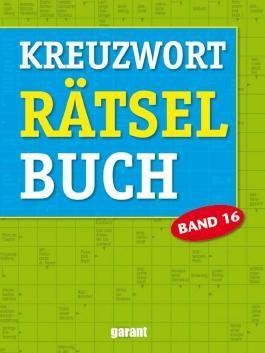 Kreuzworträtselbuch Band 16
