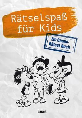 Rätselspaß für Kids - Comic