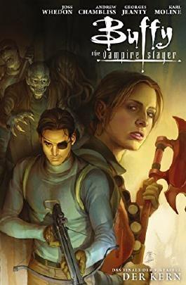 Buffy The Vampire Slayer, Staffel 9, Band 5: Der Kern (Buffy The Vampire Slayer - Staffel 9)