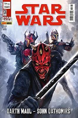 Star Wars Comicmagazin, Bd. 124: Darth Maul - Sohn Datomirs 1