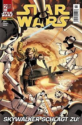 Star Wars Comicmagazin, Bd. 2: Skywalker schlägt zu