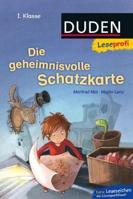 Leseprofi – Die geheimnisvolle Schatzkarte, 1. Klasse