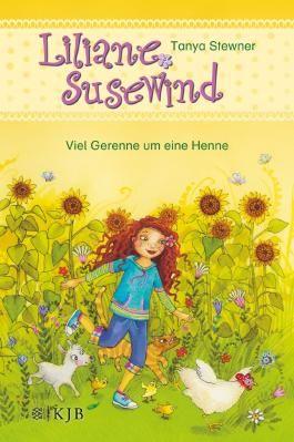 Liliane Susewind – Viel Gerenne um eine Henne