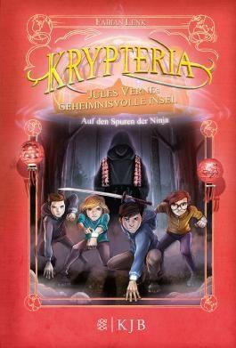Krypteria / Krypteria – Jules Vernes geheimnisvolle Insel. Auf den Spuren der Ninja