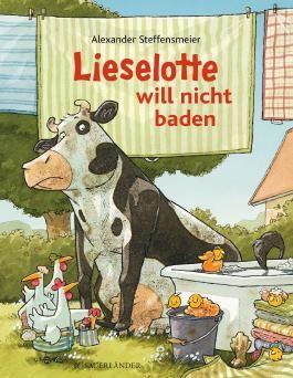 Lieselotte / Lieselotte will nicht baden