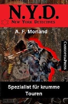 Spezialist für krumme Touren: N.Y.D. - New York Detectives
