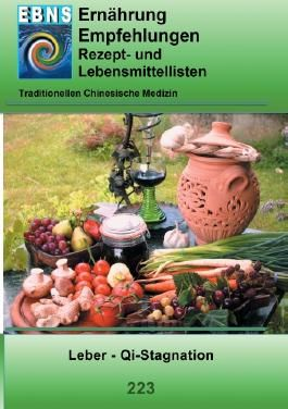 Ernährung - TCM - Leber - Qi-Stagnation