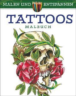 Malen und entspannen: Tattoos