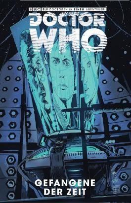 Doctor Who: Gefangene der Zeit - Band 2