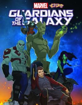 Marvel Kids: Guardians of the Galaxy