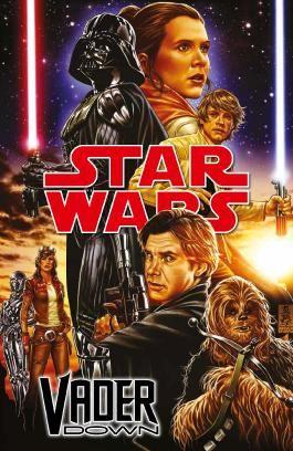 Star Wars Comics – Darth Vader (Ein Comicabenteuer): Vader Down