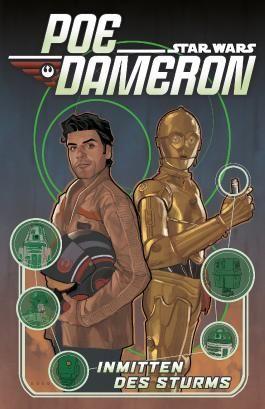 Star Wars Comics: Poe Dameron II