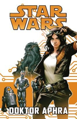 Star Wars Comics: Doktor Aphra I